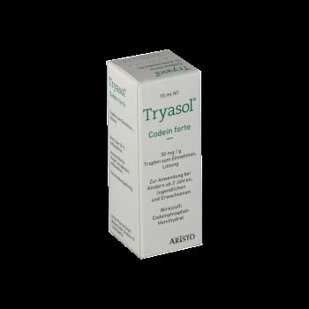 Codein ohne Rezept bestellen 30mg Tropfen Tryasol Kodein Phosphat billger kaufen versandsapotheke europa