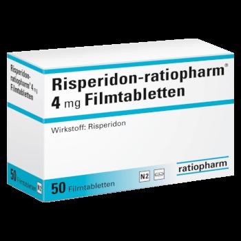 Risperidon ohne Rezept bestellen 4 mg Tabletten direkt kaufen