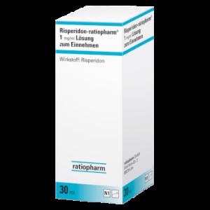 Risperidon ohne Rezept bestellen 1 mg Tropfen direkt kaufen