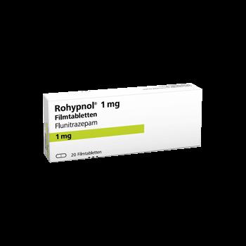 Rohypnol ohne Rezept bestellen 1 mg Tabletten direkt kaufen