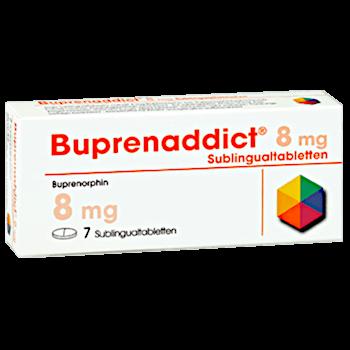 Buprenaddict rezeptfrei bestellen Subutex Generika Buprenorphin