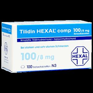 Tilidin rezeptfrei bestellen aus Deutschland aus dem Shop